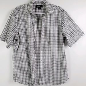 Claiborne men's button up shirt like new!